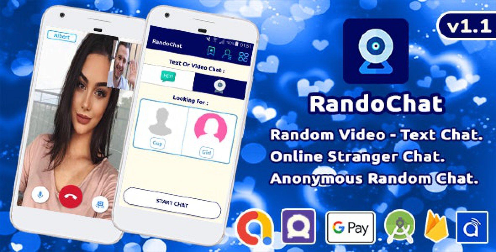RandoChat - Dating App - Random Video Chat with Online